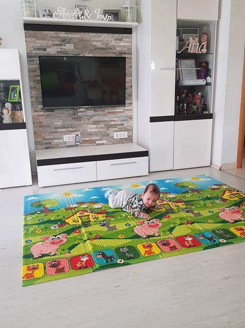 Piggy -  200 x 140 x 0,9 cm